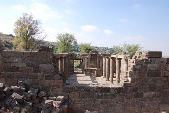 בית הכנסת קאנטיר. המשוחזר