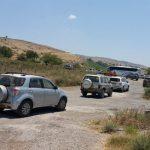 ציר המעיינות צפון רמת הגולן