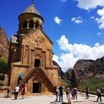 טיול ג'יפים ארמניה
