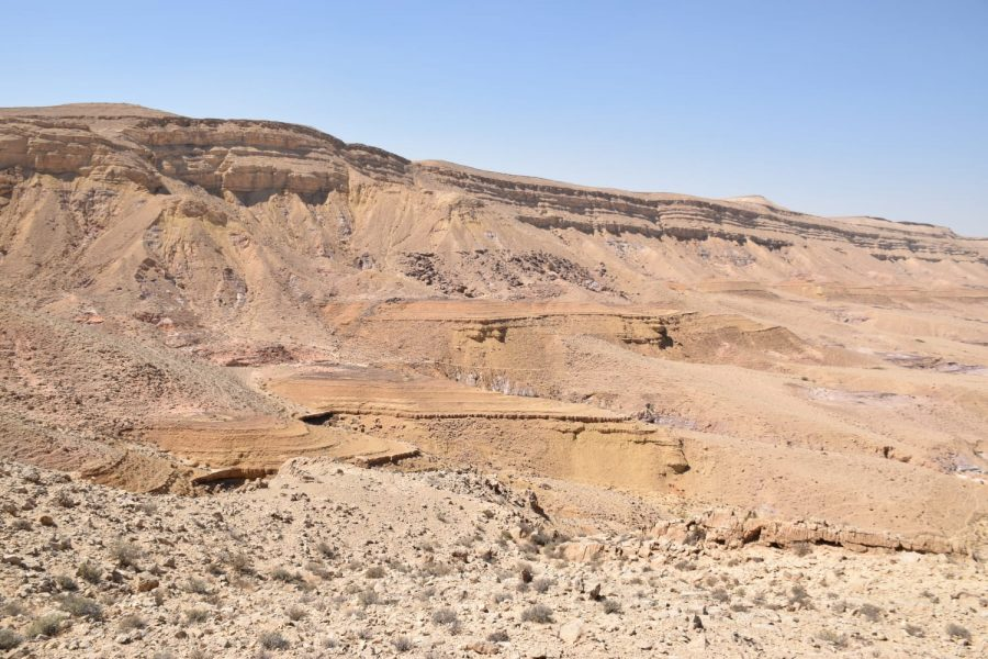 DESERT NEGEV המכתש הגדול