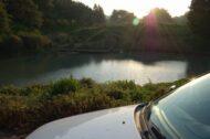 הסכר ובריכת המים של נחל קיני