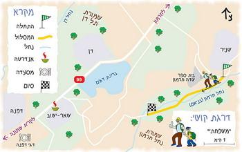 מפה אולגה זלטקין