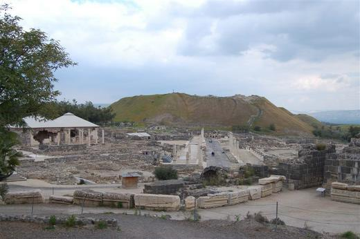 עתיקות בית שאן