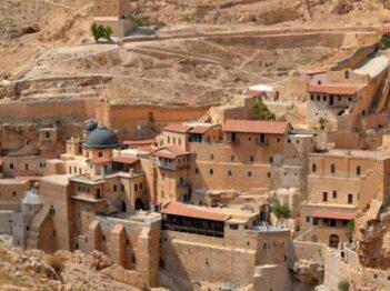 מנבי מוסא למנזר מרסבא
