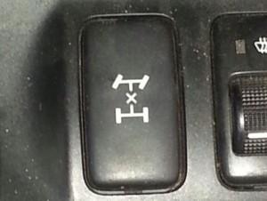 כפתור נעילת דיפרנציאל מרכזי בטויוטה לנדקרוזר