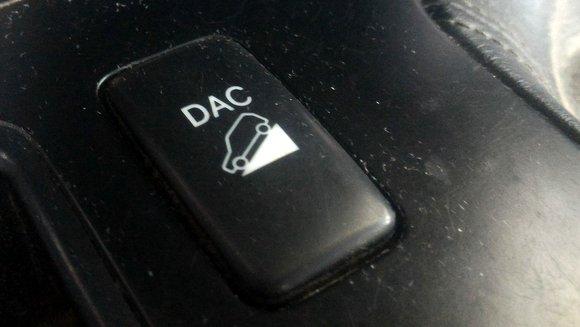 DAC בקרת ירידה במדרון טויוטה לנדקרוזר