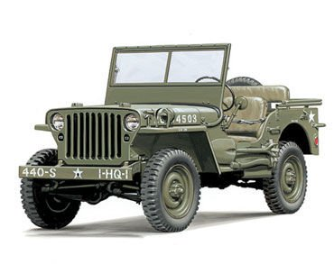 WILLYS-MB-JEEP-PR ג'יפ וויליס MB