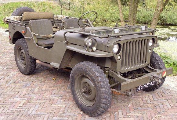 ג'יפ וויליס 1943
