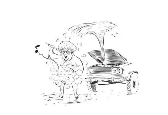 התחממות מנוע