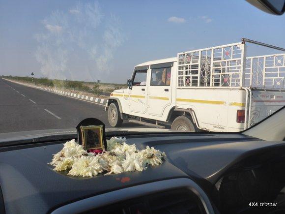 נהיגה בהודו נהיגה הודו