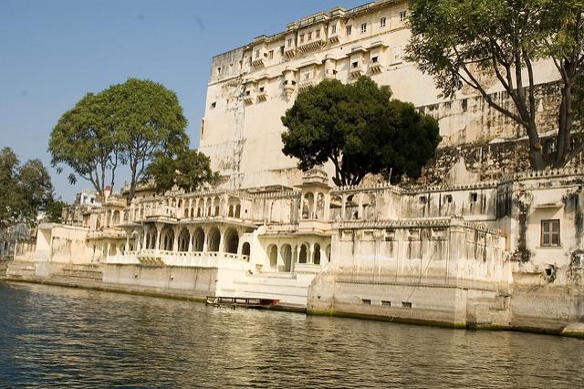 אודייפור הודו CITY PALACE Paul Asman