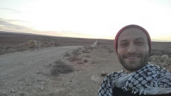 יובל שפר קווה לטייל לבד