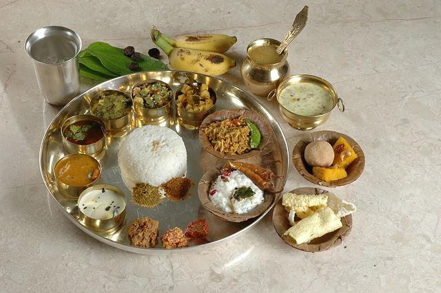 הודו אוכל