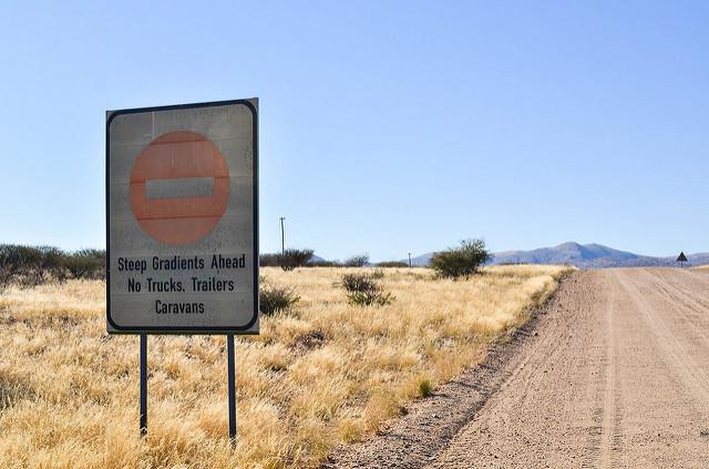 אזהרה לצד הכביש // CC CC jbdodane