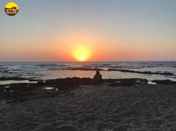 הר חורש, נחל תנינים, חוף הדייגים בגיסר א- זרקא