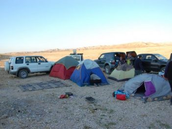 אוהל אוהלים מחנה