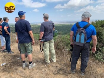 רכס הכרמל, טיול ג'יפים, כרמל