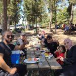 משפחה ארוחת צהריים