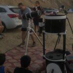 טלסקופ מכתש רמון