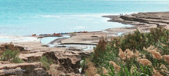 ים המלח חוף מצוקי דרגות צילום: טיולים ואתגרים